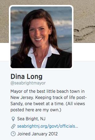 Dina Long Twitter