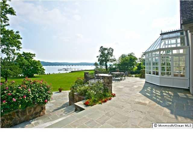 Top 5 luxury homes for sale in monmouth county diane for Jersey shore waterfront homes for sale
